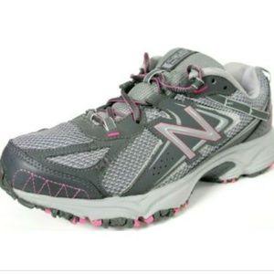 New Balance 411 V2 Women's Trail Shoes Sz 11 Gray